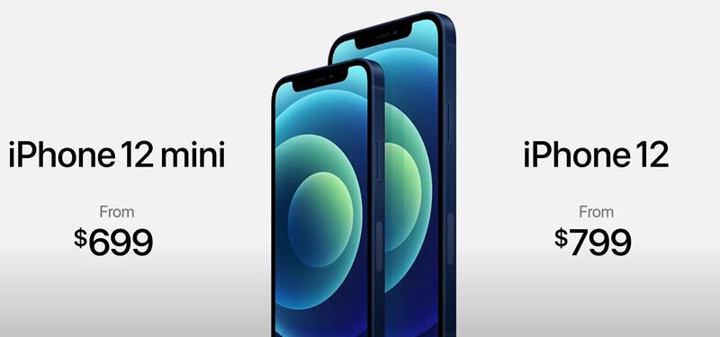아이폰12 13 가격