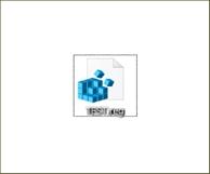 윈도우 설정 내 생성된 레지스트리 파일