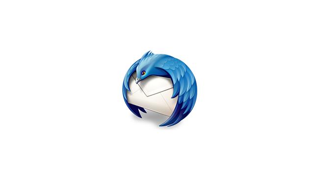 Thunderbird 섬네일 로고
