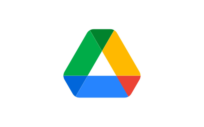 구글 드라이브 로고