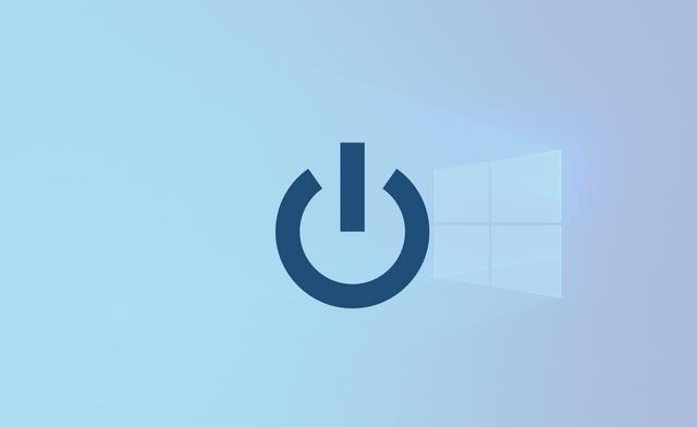 윈도우 바탕 화면 전원 아이콘