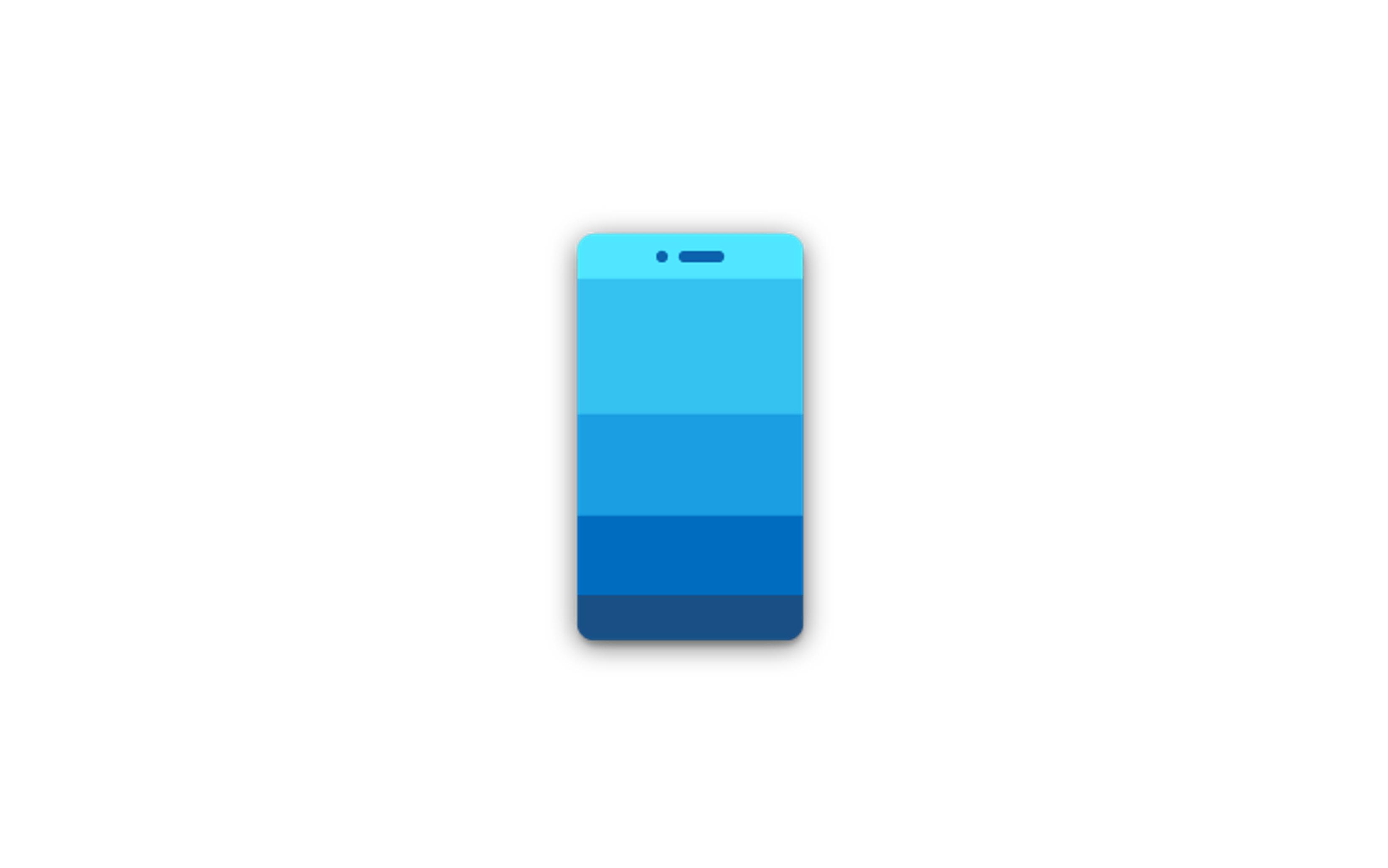 사용자 휴대폰 아이콘