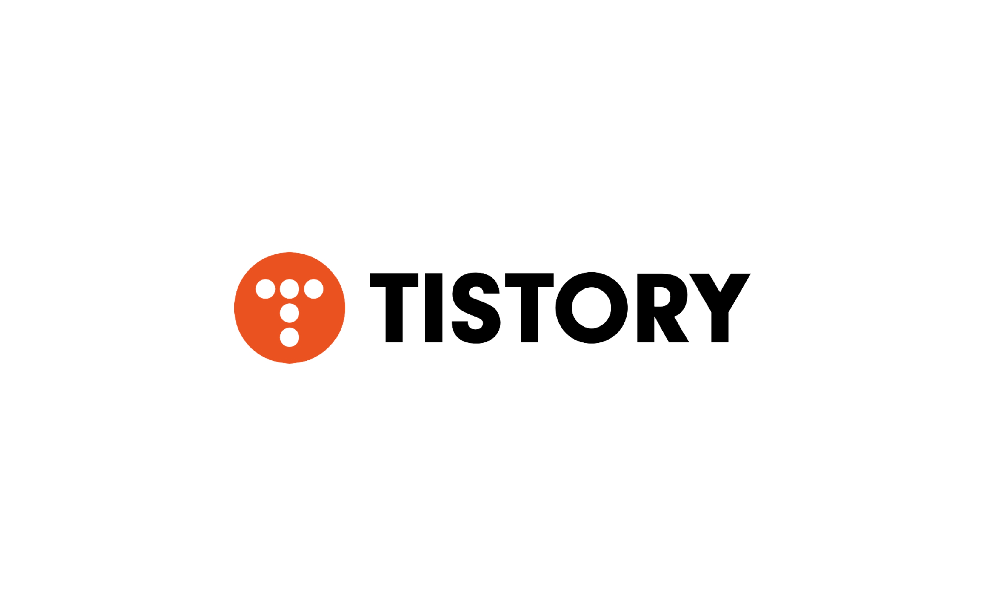 TISTORY 로고