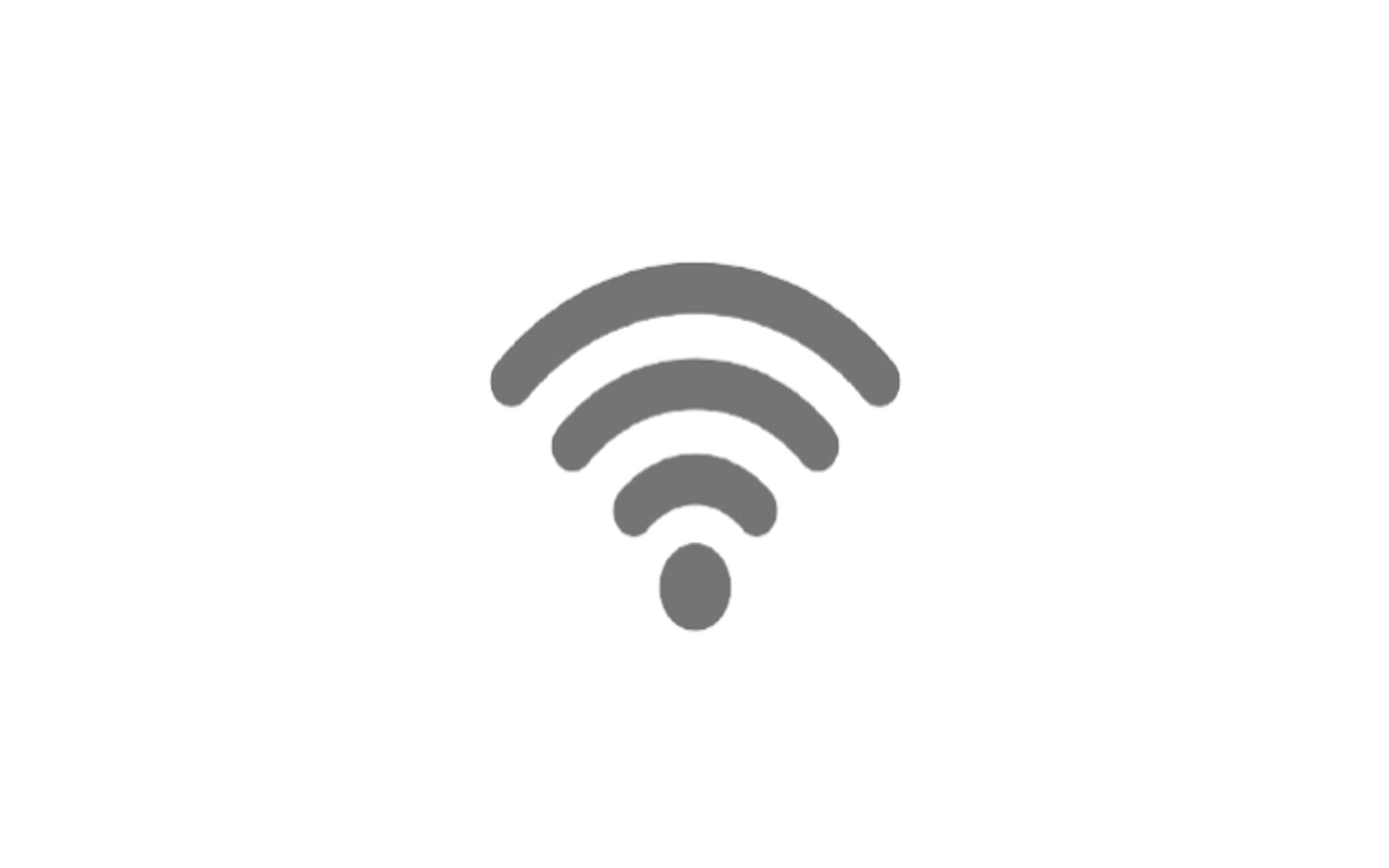 와이파이 로고