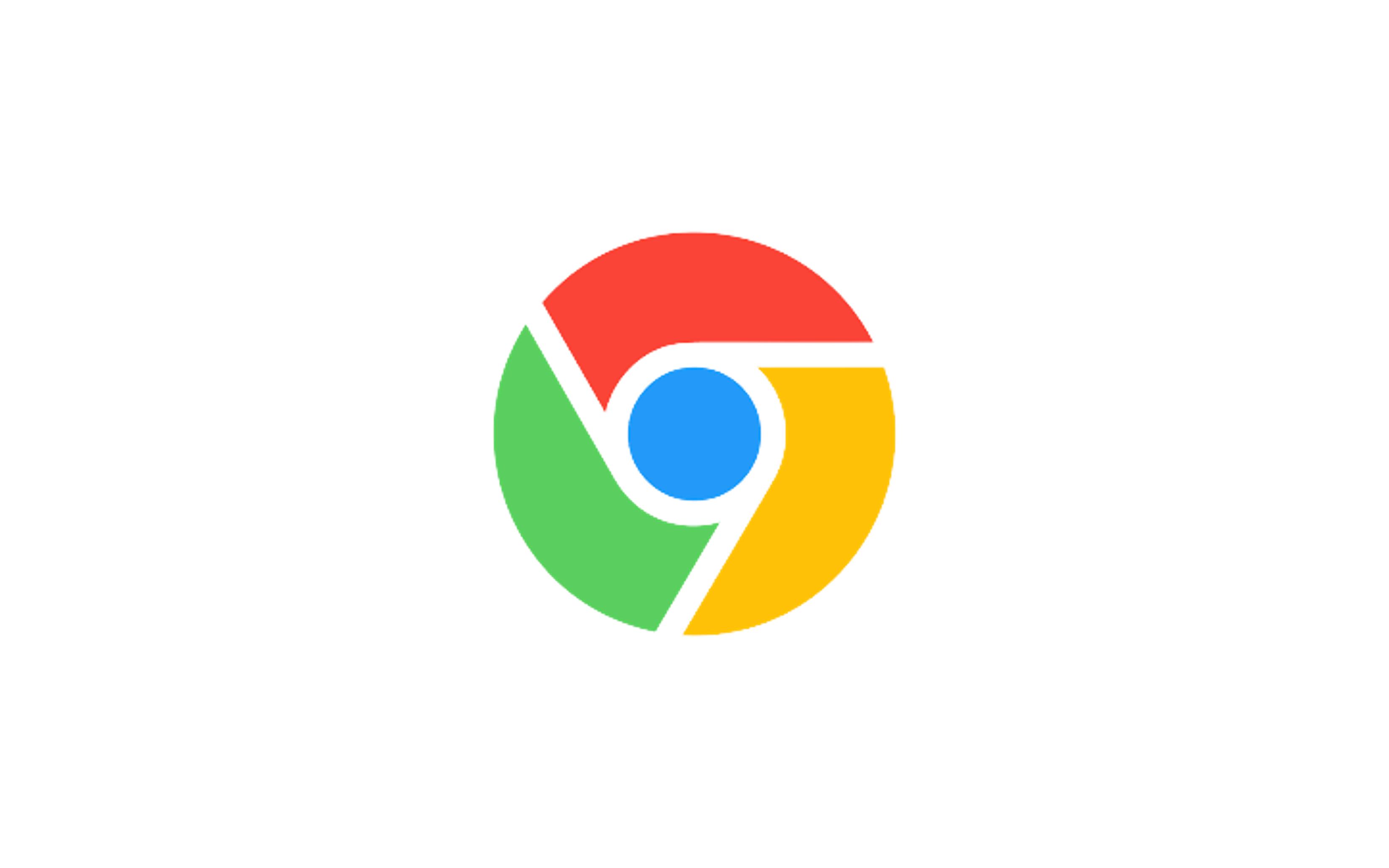 Chrome 로고