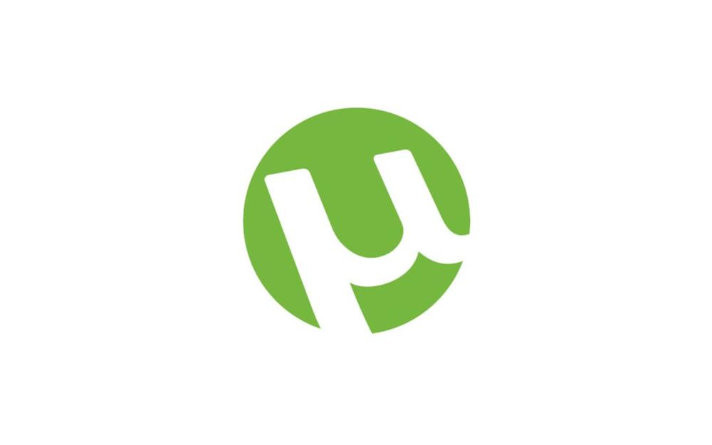 유토렌트 로고