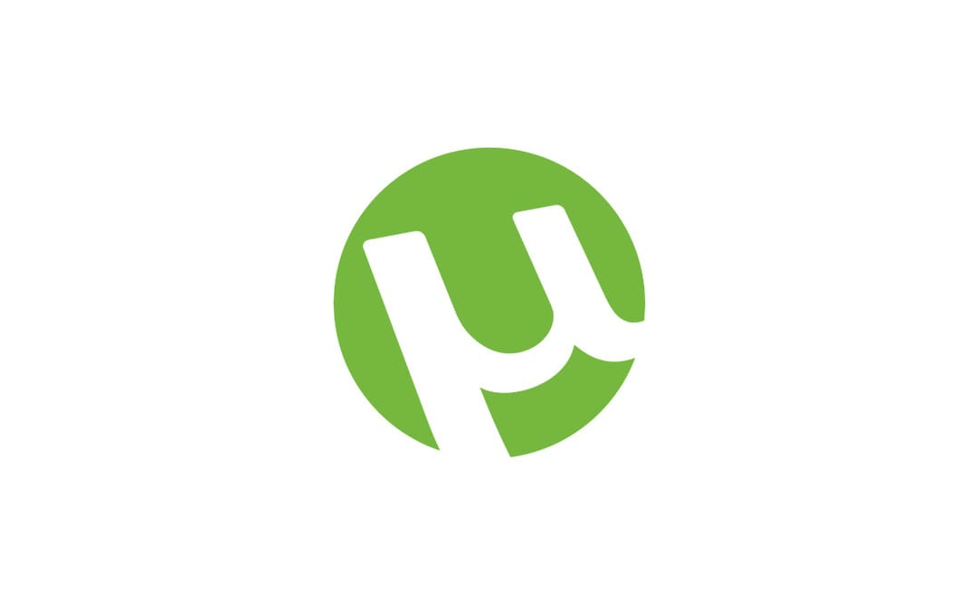 uTorrent 로고