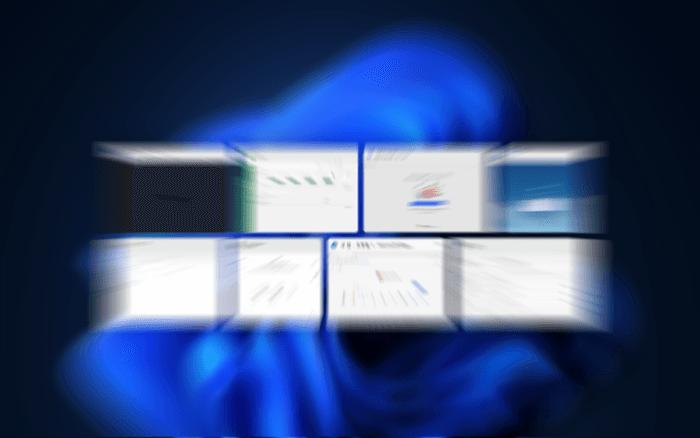 윈도우 바탕 화면과 알트탭 전환