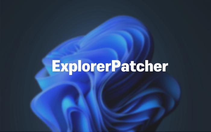 ExplorerPatcher